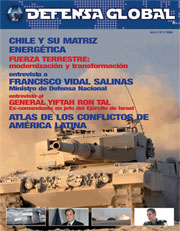 Revista Defensa Global Numero 3